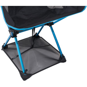 Helinox Ground Sheet pour chaise Camp & Sunset, black